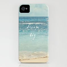 dream big iPhone Case by Sylvia Cook Photography - $35.00