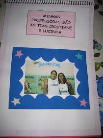 ♥ Sorvete Colorê ♥: Projeto Quem Sou eu? Scrapbook, Reggio, Professor, Education, Children, School, Blog, Image, Pictures