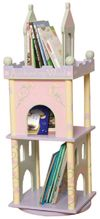 This adorable revolving bookcase features subtle pastel colors and is currently available at half price for $72.34 at www.CorpusChristiBooks.com  Order yours while they last!