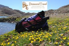 Summer trekking in the protected Aladaglar national park along beautiful mountain lakes.