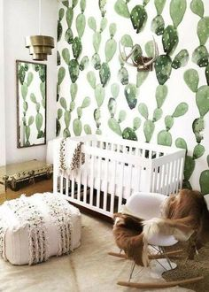 TOP 10 Most Stylish  amp  Gender Neutral NURSERIES Pink for girls blue for boys  thats a complete holdover. Gender-neutral nurseries are the new craze of parents-to-be!