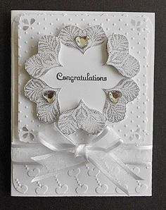 Summer Wedding - That Might Look Good on a Card