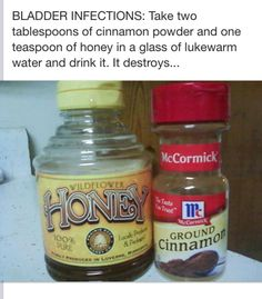 Bladder Infection Remedy
