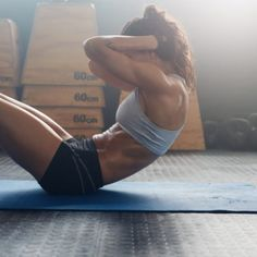The Mat Workout That Will Seriously Transform Your Core