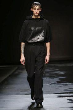 Topman Menswear Fall Winter 2014 London - NOWFASHION
