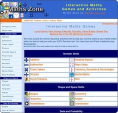 Woodlands Maths Zone - Fun Interactive Math Games, Improve Math Skills. Math Games, Math Activities, Math Websites, Mothering Sunday, Primary Resources, Numeracy, Math Skills, Homeschool Curriculum, School Ideas