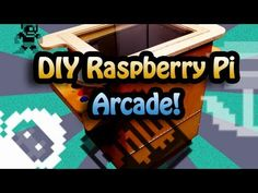 Learn how to make an Arcade Cabinet using a Raspberry Pi. This video will walk you through the steps of creating an Arcade Machine from scratch. PiMame http:. Pi Arcade, Bartop Arcade, Arcade Room, Arcade Stick, Arcade Games, Mame Cabinet, Man Cave Arcade, Raspberry Projects, Diy Arcade Cabinet