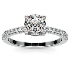 Shop Beautiful Diamond Engagement Rings & Settings
