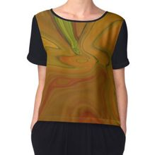 'The Ranges' Women's Chiffon Top available at http://www.redbubble.com/people/chrisjoy/works/4933626-the-ranges