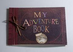 Scrapbook Up Altas Aventuras!