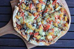 Honey Wholemeal Pizza Dough recipe