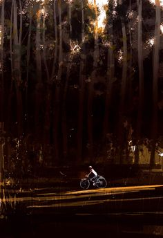 The Sunday Trip comes to an end. by PascalCampion on DeviantArt