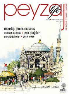 James Richards, New Architecture, Sketch Journal, News Around The World, Hagia Sophia, Urban Sketchers, Watercolor Sketch, Urban Planning, Christmas Carol