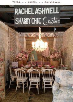 Rachel Ashwell Shabby Chic Couture: DREAM CREATED.....