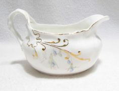 Vintage Syracuse China Creamer Pitcher from Woodstock Antiques