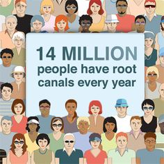 Dentaltown - 14 million Americans have a root canal every year.