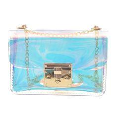 ef79c76e3f7c Transparent Bag. Satchel PurseCrossbody ...