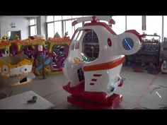 Kids Rides swing game machine –happy Helicopters