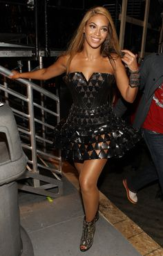 I need this dress.Beyonce Knowles Clothes - StyleBistro