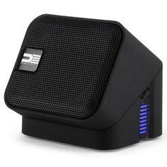 DEMOCRACY Revolving Wireless Bluetooth Portable Speaker www.democracylife.com