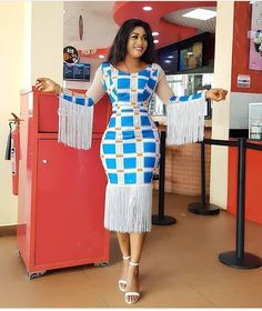 Classy Ankara Styles - Chimnaza Owning Ankara material is very easy but deciding on topnotch style to sew can be difficult atimes.