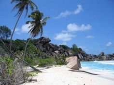 La Digue Seychellen Grand Anse