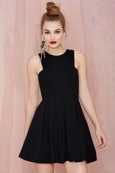 Ingrid Knit Dress