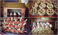 Down On The Farm 3rd Birthday Party - Kara's Party Ideas - The Place for All Things Party