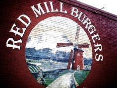 Red Mill Burgers anyone?