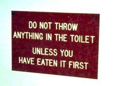 Eeww ... #funny #english #signs