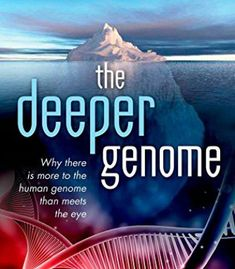 """Read """"The Deeper Genome Why there is more to the human genome than meets the eye"""" by John Parrington available from Rakuten Kobo. Over a decade ago, as the Human Genome Project completed its mapping of the entire human genome, hopes ran high that we . Environmental Influences, Genome Project, Human Genome, Deep, Science Books, A Decade, Hush Hush, Book Lists, That Way"""