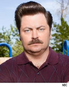 """""""Give a man a fish and you feed him for a day. Don't teach a man to fish, and you feed yourself. He's a grown man. Fishing's not that hard."""" - Ron Swanson"""