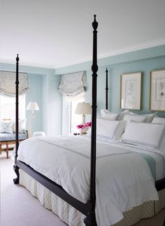 West Elm Spring...lovely relaxing bedroom...