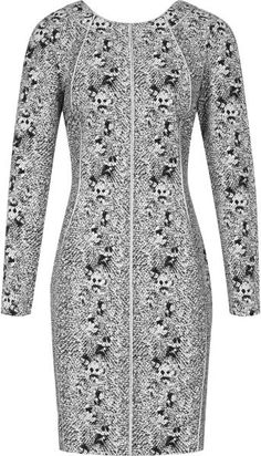 Cookie Lyon (Taraji P. Henson) wore this gray Reiss Fion Snake Print Dress on #EMPIREFOX (1 x 8)
