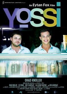 Digital #Download or #Rental 'Yossi' from Eytan Fox http://gay-themed-films.com/product/yossi-dvd/ #Gay #Films