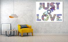 JUST FOR LOVE  FLEURS DE PRINTEMPS    Atelier M.EGVA by Artiste M.EGVA. Création Originale de produits dérivés et vente de mes Créations d'Oeuvres d'Art Pictural, Photographique, Designer & Digital Art.  https://www.zazzle.fr/ateliermegva?rf=238105776158550072  Just For Love Framed Print by Atelier M-EGVA