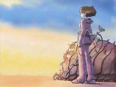 獲得:Nausicaa of The Valley of the Wind! Which Hayao Miyazaki Movie Are You? Hayao Miyazaki, Museum Of Modern Art, Art Museum, Film Animation Japonais, Animation Creator, Nausicaa, Japanese Animated Movies, Howls Moving Castle, Held