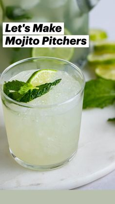 Fun Cocktails, Party Drinks, Summer Drinks, Cocktail Drinks, Fun Drinks, Cocktail Recipes, Beverages, Healthy Mojito Recipe, Vodka Strawberries