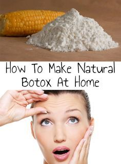 After a certain age,all women have problems with wrinkles and many of them desire to use botox but is too expensive. Find out how to make natural botox!