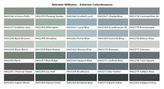 blue gray paint color- Sherwin Williams Paint,  Domicile or Scandinavian for dining room