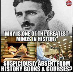Nikola Tesla...genio mas grande de todas las epocas, vilipendiado por los poderosos, causa de los celos de Edison, el hombre que iba a dar energia gratis al mundo