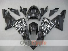 Injection Fairing kit for 04-05 NINJA ZX-10R | OYO87901541 | RP: US $719.99, SP: US $569.99