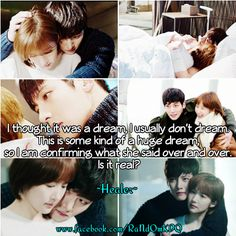 in love aaaah! Korean Dramas, Korean Actors, K Quotes, Movie Quotes, Healer Korean, Healer Kdrama, Ji Chang Wook Healer, Playful Kiss, Korean Drama Quotes