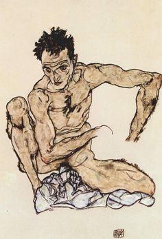Egon schiele erotic