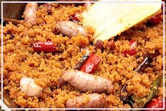 Lola en la cocina: Migas Sweet And Salty, Pasta, Spain, Food, Popular, Homemade Food, Cooking Recipes, One Pot Dinners, Tasty Food Recipes