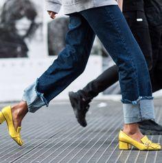 Estos zapatos de Gucci al final me los voy a tener que comprar