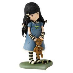 Beatrix Potter A26474 Figurina Gorjuss, Non Dimenticarmi Resina, Lavabile a Manno, per 1 Anno, 9.5 cm