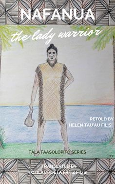 helen tau'au filisi: creative writer, artist and educator