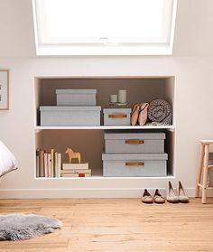 Nábytok a pomôcky na udržanie poriadku pre všetky priestory – Tc