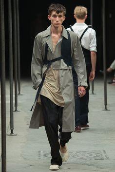 Dries Van Noten Spring 2015 Menswear Fashion Show